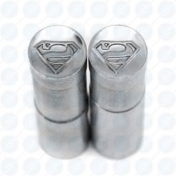 Superman Punch Die Stamp Set for TDP Pill Press Tablet Machine